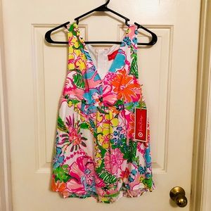 Lilly Pulitzer for Target Tank